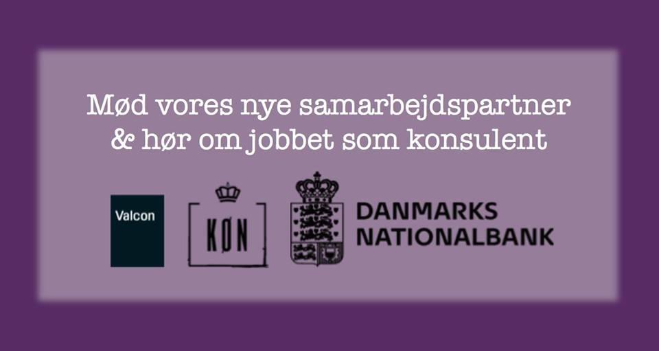 KØN i KBH – Besøg hos Nationalbanken & Valcon Consult