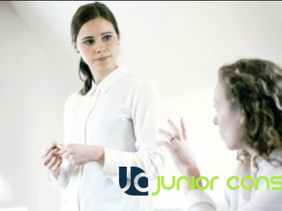 Besøg hos Junior Consult