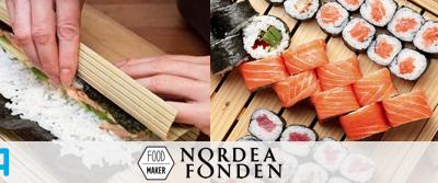 KØN inviterer til sushikursus