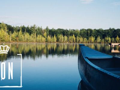 Kanotur – 3. Semester